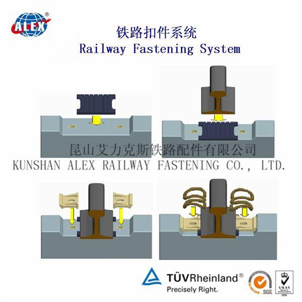 外销日本标准铁路扣件厂家