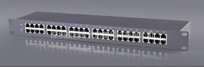 供应24路千兆网络防雷器报价GA1000M/24-RJ45