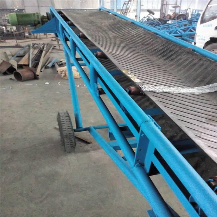 汝州市移动式爬坡皮带机果蔬装车输送机特价批发A88