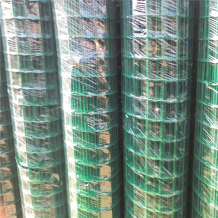 成都市铁丝网 荷兰网生产工艺 绿色防护铁丝网围栏