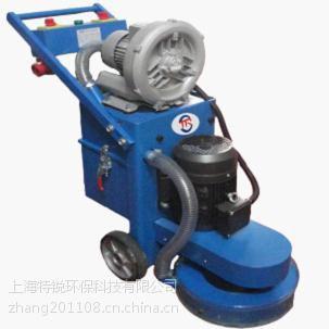 高品质环氧地坪研磨机 混凝土地面高速无尘打磨机 特锐手推式钢板除锈打磨机厂家
