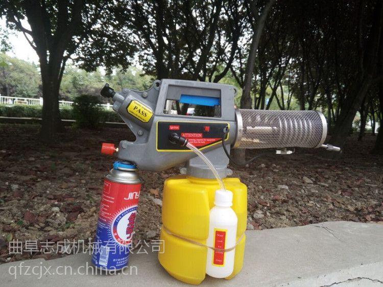厂家直销2L弥雾打药机体运管灭菌机林业小型热力烟雾机