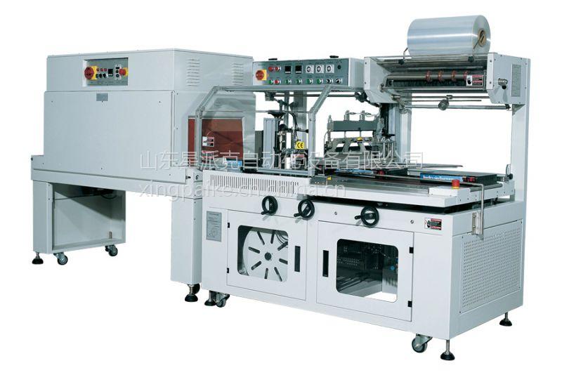 山东济南纤维棒自动热缩包装机河北铝型材吸塑包装机河南热缩机