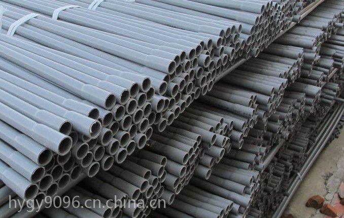 农田灌溉pvc管材生产厂家/特价批发pvc灌溉管