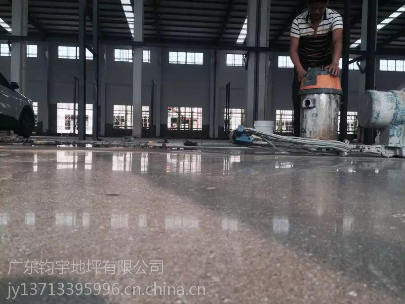 东莞南城五金厂地面起灰怎么办?---万江新水泥地硬化处理