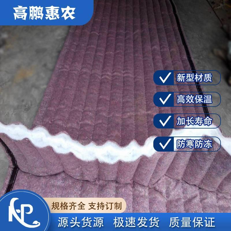 陇南大棚棉被