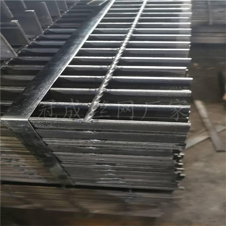 热镀锌钢格栅,热镀锌电厂钢格栅,网格板厂家