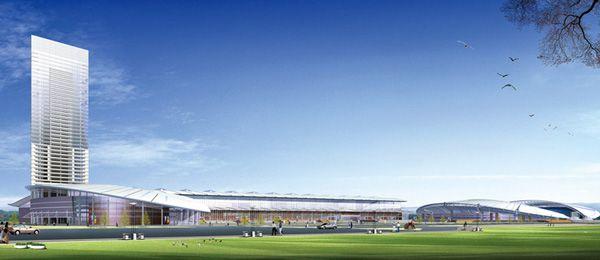 哈尔滨国际会展体育中心
