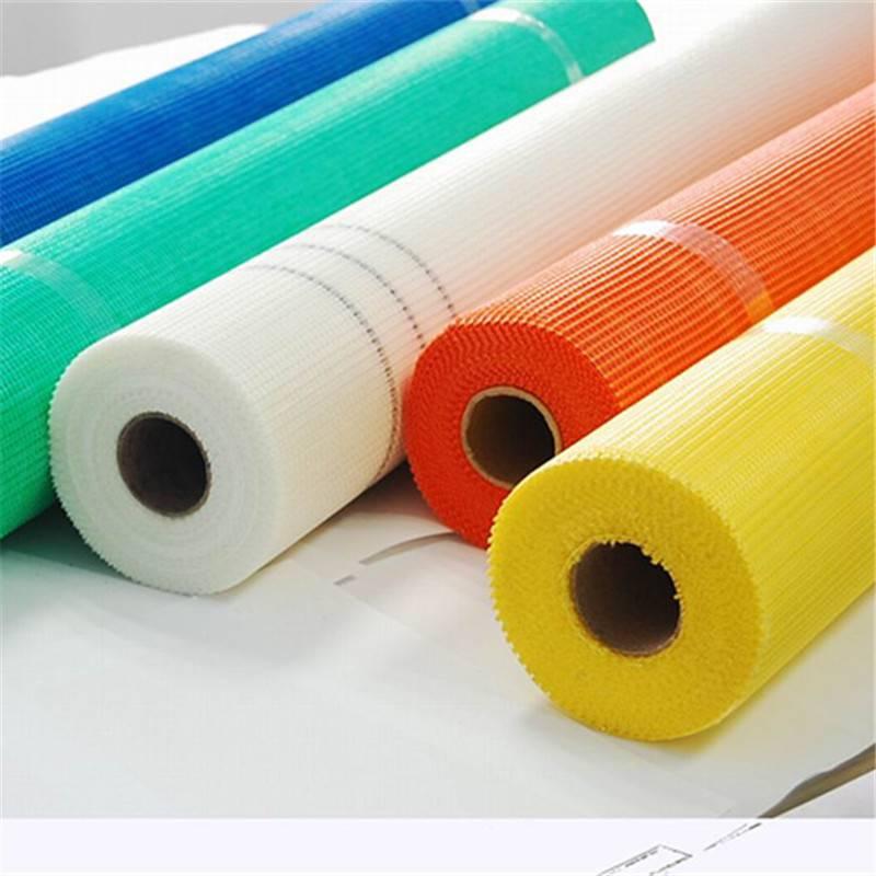 纤维网格布 外墙保温专用网格布 海南镀锌网