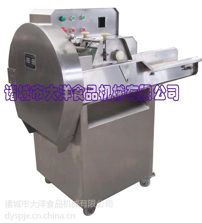 热销款旋刀式切菜机 连续式切海带丝的机器