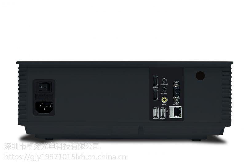 轰天炮新款 M5 家用高清投影机 投影仪 智能3D无线wifi 手机同屏