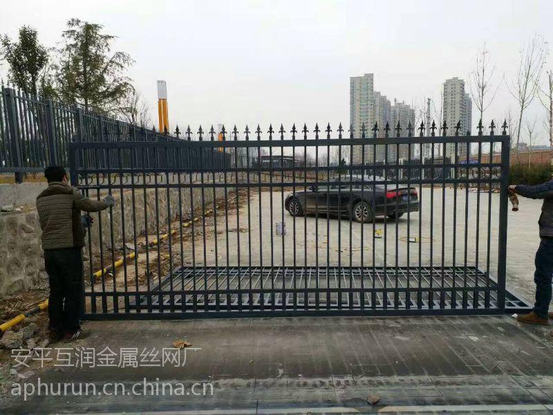 公园围墙锌钢护栏@安平公园围墙锌钢护栏@公园围墙锌钢护栏厂家