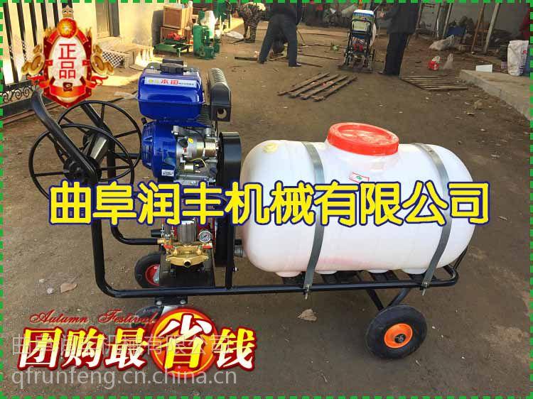 高压喷雾器价格 润丰 蔬菜基地杀虫喷雾器
