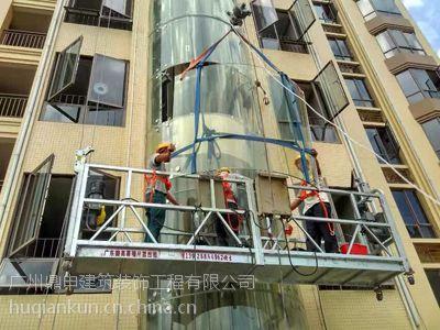 佛山幕墙玻璃胶拆除安装