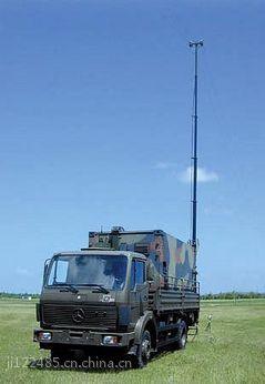 博辰QD-BC-5 手动升降杆 移动式应急照明灯车 车载升降桅杆