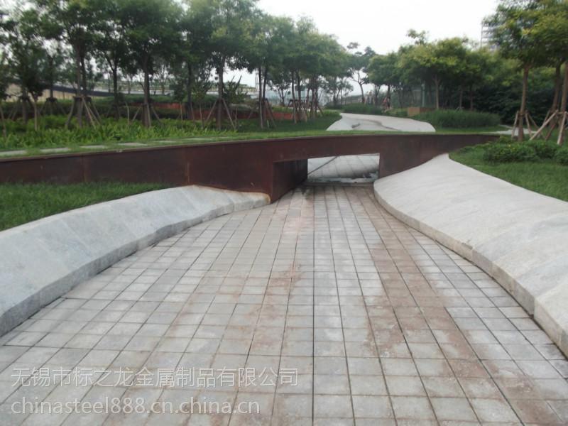 桥梁海港建筑铁道耐腐蚀高温钢板Q235NH-Q460NH无锡标龙供应