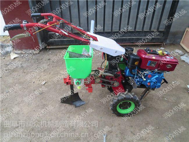 松土免人工机械设备 菜地垄间旋耕机 一机轻型锄地机 润众