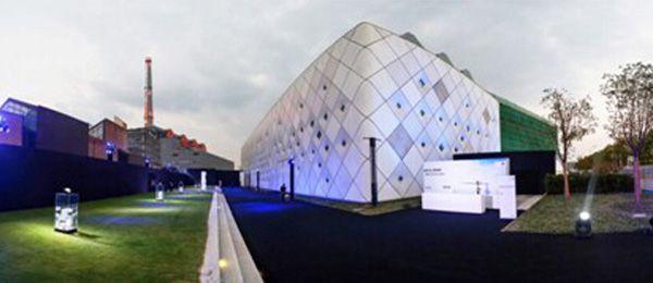 上海世博创意秀场图片