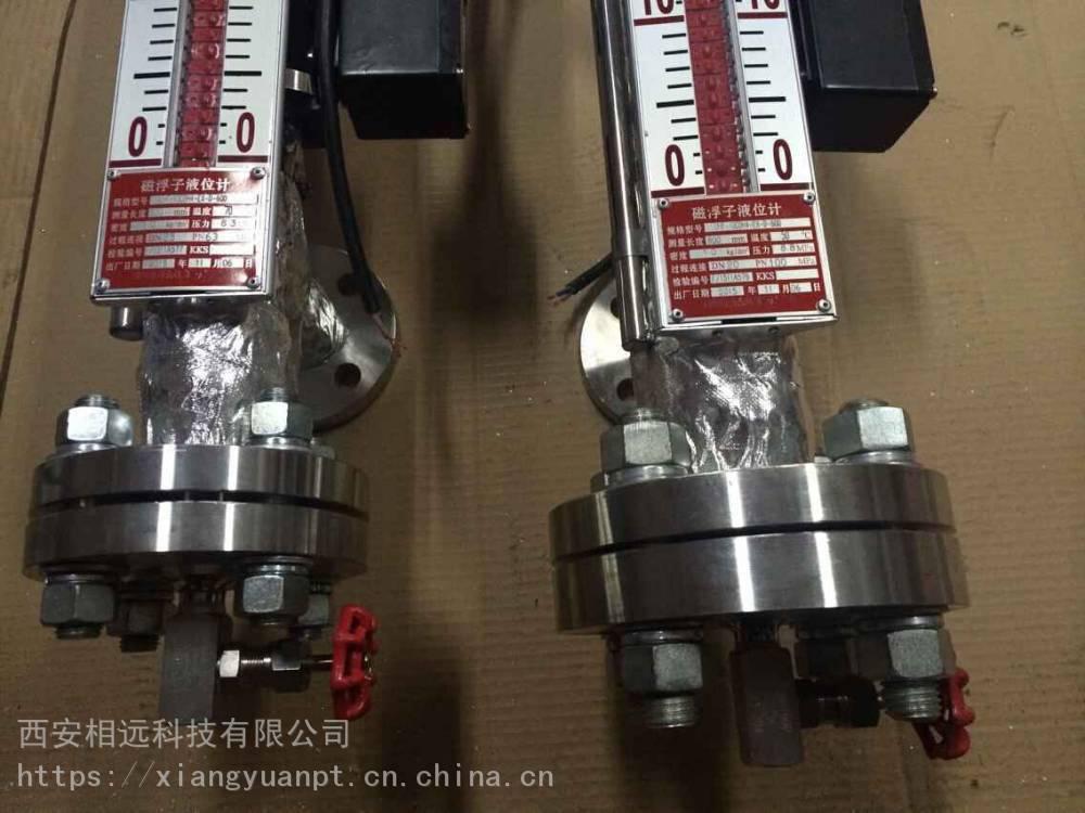 供应西安BUWZ601/701型防爆电热液位计厂家