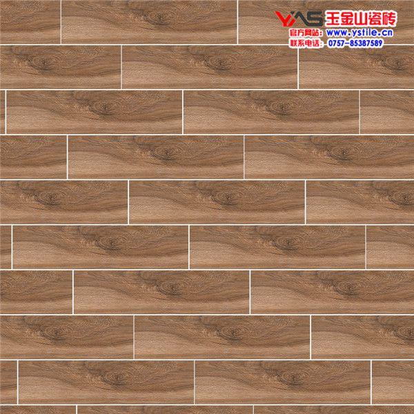 佛山木纹地砖生产工厂\玉金山长条陶瓷木纹地板砖生产工厂A