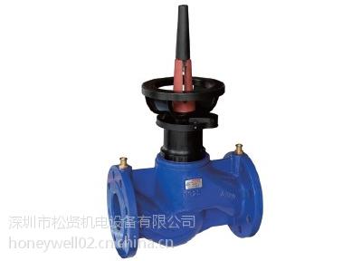 应用 霍尼韦尔kombi-sv系列法兰式静态平衡阀是暖通空调水系统用于图片