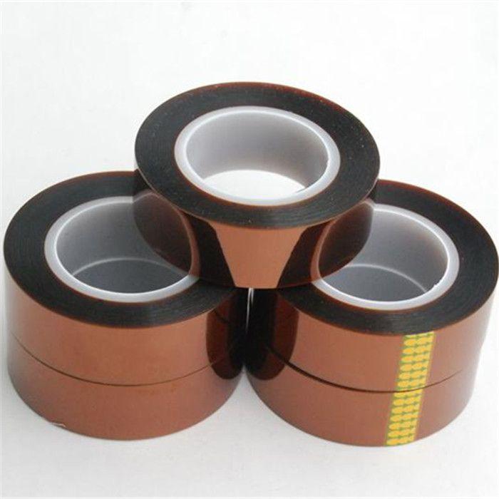许昌纳诚厂家直销耐高温聚酰亚胺薄PI绝缘薄膜茶色胶带黄金薄膜胶带