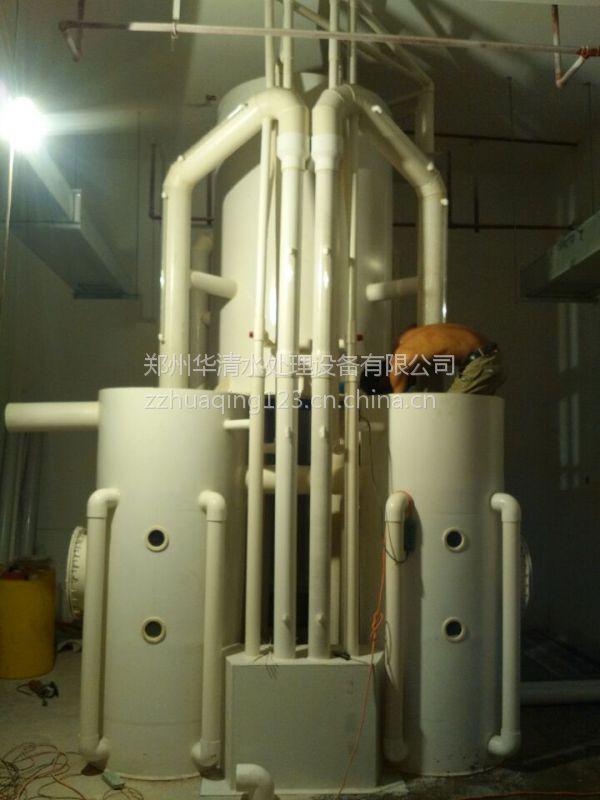 供应重力式景观水处理设备、景观鱼池水净化过滤系统
