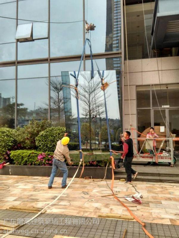 建筑幕墙玻璃开金属门窗、玻璃幕墙设计室内室外、幕墙装饰公司