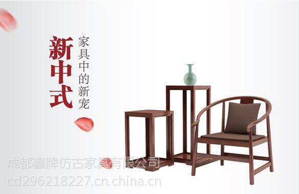 供应成都新中式禅意家具