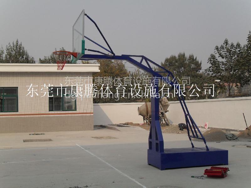 大岭山畅销新款篮球架 移动蓝球架 东莞市安全稳固的篮球架