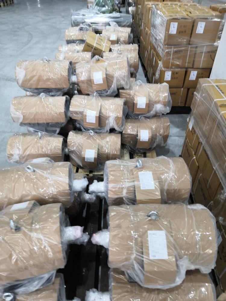 上海德东电机 厂家供应 YEJ2-200L2-6 B5 电磁制动电动机