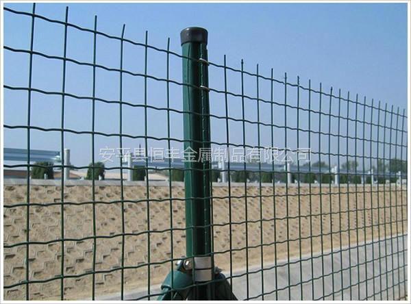 安徽铁路防护荷兰网、PVC涂塑焊接网