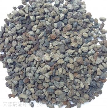 沈阳海绵铁滤料 海绵铁价格规格2-4mm