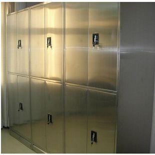 制药厂9门不锈钢更衣柜尺寸图思瑞提供