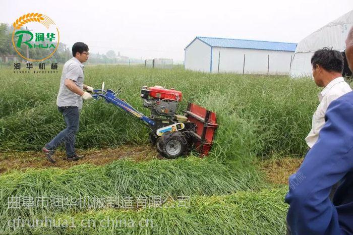 苞米收割机 高作物专用割晒机 水稻谷子打捆割晒机