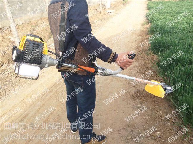 轻便型割草机 四冲程手推式割草机 润众