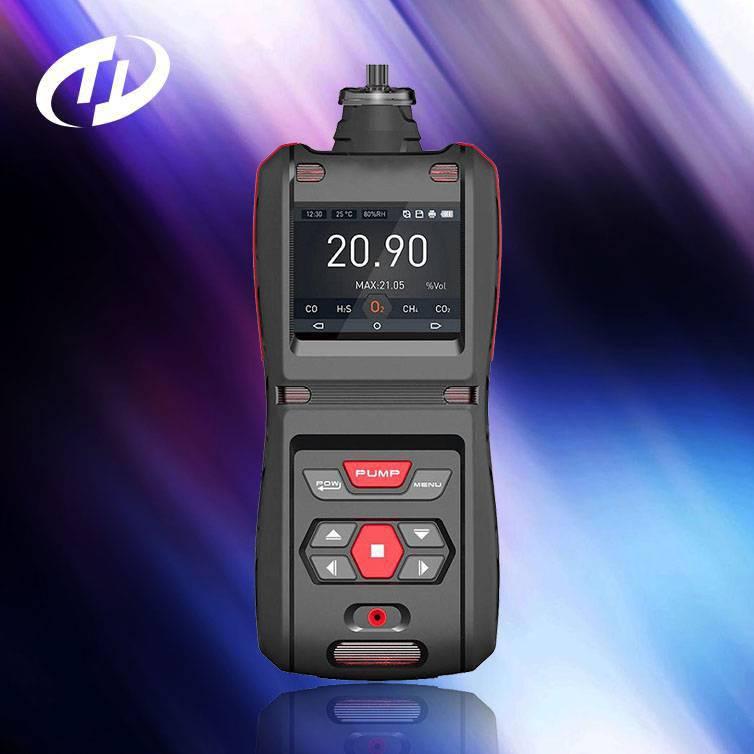 便携式溴甲烷检测仪TD500-SH-CH3Br_订制三合一气体探测仪_天地首和