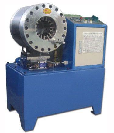供应dx68液压压管机生产厂家,dx68胶管锁管机好,dx68油管扣压机价格图片