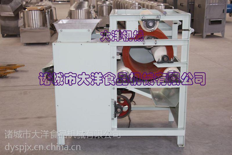 南豆湿法去皮机 优质脱花生米红衣机