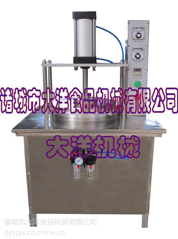 YBJ大型压饼机,全钢烤鸭饼机