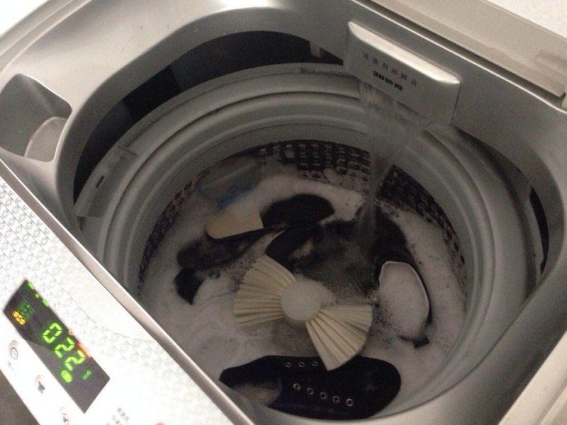 共享洗鞋機