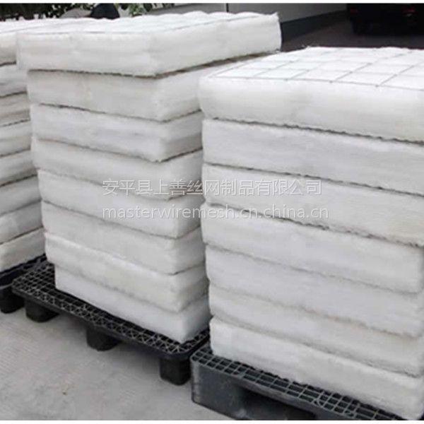 长方形丝网捕雾器定制 不锈钢 PP聚丙烯 标准型 厚度100-500 安平上善