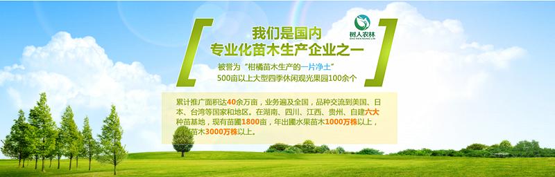 湖南树人农林科技有限公司