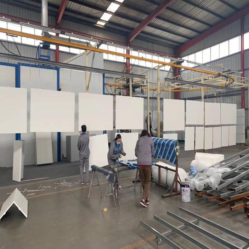 供应幕墙主体铝单板 氟碳喷涂铝板价格_欧百得