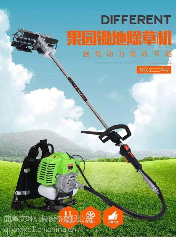 小型粮食收割机 多用型汽油割草除草机 松土机