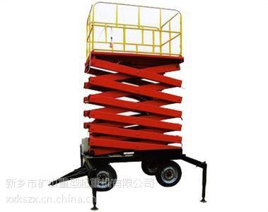 山西四轮牵引式液压升降平台 江西液压升降货梯厂家