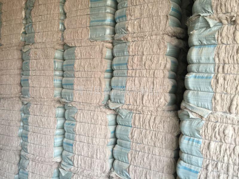 清河羊绒厂供应优质羊绒羊毛絮片原料,厂家直销干净价格低廉