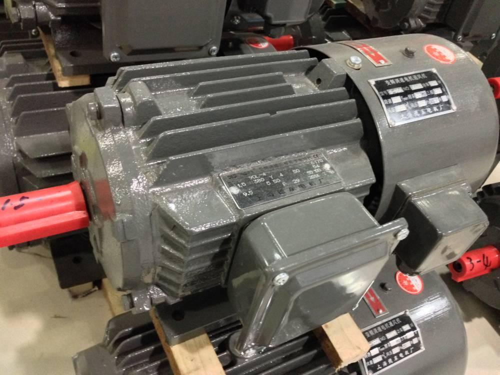 厂家直销YVF2-802-4 0.75KW 4极 变频调速电动机 运用范围广