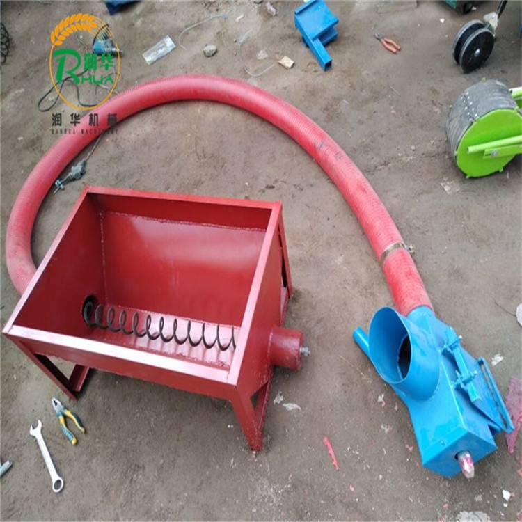 个体农户吸粮机 小型装车设备 便捷耐用软管抽粮机