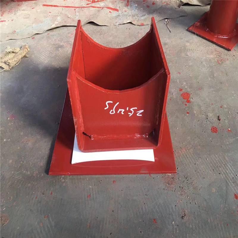 冷管托管道支座 友瑞牌室外管道支吊架安装
